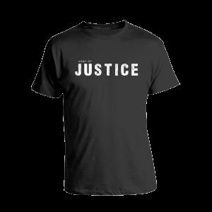 Justice T-Shirt Design