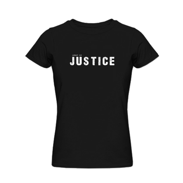 Justice Womens T-shirt